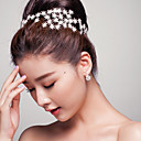 cheap Temporary Tattoos-Rhinestone / Alloy Tiaras with 1 Wedding / Special Occasion Headpiece