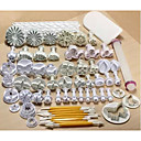 cheap Bakeware-Bakeware tools Plastic DIY For Cake Cake Molds 1pc