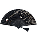 cheap Fans & Parasols-Party / Evening / Causal Material Wedding Decorations Butterfly Theme / Holiday / Classic Theme Spring Summer Fall Winter All Seasons