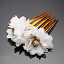 cheap Wedding Wraps-Rhinestone / Alloy Hair Combs with 1 Wedding / Special Occasion Headpiece