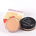 baratos Bases-4 cores Creme 1 pcs Secos / Molhado / Combinação Branqueamento / Humidade / Controlo de Óleo Rosto Maquiagem Cosmético