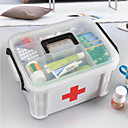 cheap Other Housing Organization-New Family Health Medicine Chest Pill Box First Aid Scrapbooking & Stamping Kits