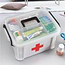 billige Reiseprodukter til hunder-ny familie helse medisin bryst pille boks førstehjelp scrapbooking& stempling kits