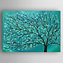 cheap Landscape Paintings-Oil Painting Hand Painted - Landscape Modern Stretched Canvas