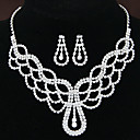 cheap Jewelry Sets-Women's Others Jewelry Set Earrings / Necklace - Regular For Wedding / Party / Anniversary
