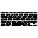billige Tastaturtilbehør-xskn arabisk språk tastaturet dekselet silikon hud for MacBook Air / MacBook Pro 13 15 17 tommers oss / eu versjon