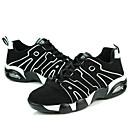 abordables Botas de Mujer-Unisex Zapatos Tul Primavera Verano Otoño Invierno Confort Zapatillas de Atletismo Running para Deportivo Casual Al aire libre Negro Azul
