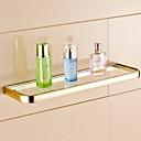 halpa Kylpyhuonetarvikkeet-Kylpyhuonehylly Nykyaikainen Messinki 1 kpl - Hotelli kylpy