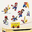 halpa Seinätarrat-Maisema Ihmiset Romantiikka Muoti Muodot 3D Liikenne Urheilu Holiday Sarjakuva Fantasy Wall Tarrat Ihmiset Wall Stickers