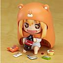 billige Anime actionfigurer-Anime Action Figurer Inspirert av Himouto Cosplay PVC 10 cm CM Modell Leker Dukke Gutt Jente