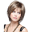 cheap Synthetic Capless Wigs-Synthetic Wig Straight Synthetic Hair Wig Women's Short Capless