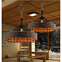 cheap Ceiling Lights-Chandelier Ambient Light Others Metal Fabric Designers 220-240V Warm White / White Bulb Included / E26 / E27