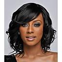 رخيصةأون باروكات تنكرية-الاصطناعية الباروكات مموج شعر مستعار صناعي شعر مستعار للمرأة قصير دون غطاء