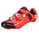 economico Caschi per bici-Per uomo Sneakers Scarpe da ciclismo Scarpe da bici da corsa Nylon e fibra di carbonio Ciclismo / Bicicletta Traspirante Anti-scivolo Ventilazione Giallo Rosso Blu