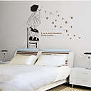 cheap Wall Stickers-Decorative Wall Stickers - 3D Wall Stickers Animals Living Room Bedroom Bathroom Kitchen Dining Room Study Room / Office Boys Room Girls