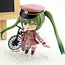 tanie Figurki Anime-Figurki Anime Zainspirowany przez Vocaloid Hatsune Miku 10 cm CM Klocki Lalka Zabawka