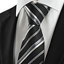 baratos Acessórios Masculinos-Homens Luxo Listras Fashion Criativo