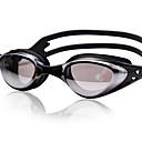 זול Swim Goggles-משקפי שחייה עמיד למים נגד ערפל גודל מתכוונן אנטי-UV שיקוף מידה אחת ג'ל סיליקה PC אדום שחור כחול אפור