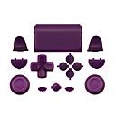 abordables Adhesivos de Pared-Partes de reemplazo del controlador del juego Para PS4 ,  Partes de reemplazo del controlador del juego ABS 1 pcs unidad