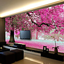 cheap Wall Murals-Painting Home Decoration Comtemporary Wall Covering, Vinyl Material Adhesive required Mural, Room Wallcovering