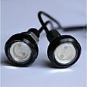 baratos Luzes de Circulação Diurna-P13W Carro Lâmpadas LED de Alto Rendimento 150 lm LED Luz Diurna For Universal