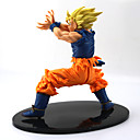cheap Anime Action Figures-Anime Action Figures Inspired by Dragon Ball Cosplay PVC(PolyVinyl Chloride) 18 cm CM Model Toys Doll Toy