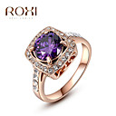 cheap Rings-Women's Statement Ring - Alloy Fashion One Size Rose Gold For Wedding / Office & Career