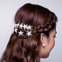 cheap Party Headpieces-Rhinestone / Alloy Hair Pin 1 Wedding / Special Occasion Headpiece