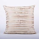 billige Pudebetræk-1 Stk. Polyester Pudebetræk, Stribet Tradisjonell / Klassisk