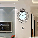 cheap Modern/Contemporary Wall Clocks-Modern / Contemporary Glass / Metal Indoor,AA Wall Clock