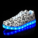 olcso Férfi sportcipők-Férfi Light Up cipők Műbőr Tavasz / Ősz Kényelmes Csúszásmentes Fehér