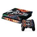 baratos Acessórios para PS4-Adesivo Para PS4 ,  Adesivo PVC 1 pcs unidade