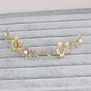 preiswerte Parykopfbedeckungen-Strass Stirnbänder mit 1 Hochzeit / Besondere Anlässe / Normal Kopfschmuck