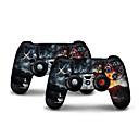 זול אביזרים ל-PS4-מדבקה עבור PS4 ,  מודרני, חדשני מדבקה פלסטי 1 pcs יחידה