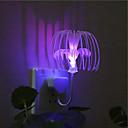 abordables Accesorios para Robot-1 pieza Luz nocturna 3D Decorativa 220 V