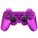 olcso Okosórák-Vezeték nélküli játékvezérlő Kompatibilitás Sony PS3 ,  Bluetooth / Játék kar / Újratölthető játékvezérlő ABS 1 pcs egység