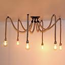 baratos Lustres-CXYlight 6-luz Luzes Pingente Luz Ambiente Acabamentos Pintados Metal Estilo Mini 110-120V / 220-240V Lâmpada Não Incluída / E26 / E27