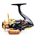 cheap Fishing Reels-Baitcast Reels 5.5:1 12 Ball Bearings Exchangable Sea Fishing Bait Casting Freshwater Fishing-Baitcast Reels