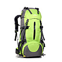 cheap Backpacks & Bags -HWJIANFENG 45 L Hiking Backpack / Rucksack - Multifunctional Outdoor Camping / Hiking Black, Green, Blue