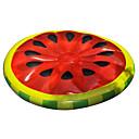 baratos Bóias & Animais Infláveis de Piscina-Melancia Boias de piscina infláveis Anéis de natação Espreguiçadeiras de piscina PVC Adulto Para Meninos Para Meninas Brinquedos Dom