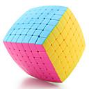billige Rubiks kuber-Rubiks terning YONG JUN 7*7*7 Let Glidende Speedcube Magiske terninger Puslespil Terning Professionelt niveau Hastighed Konkurrence Gave