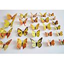 baratos Brincos-3D Adesivos de Parede Autocolantes de Aviões para Parede Autocolantes de Parede Decorativos, Vinil Decoração para casa Decalque Parede