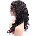 cheap Human Hair Wigs-Human Hair Glueless Full Lace / Full Lace Wig Body Wave Wig Natural Hairline / African American Wig / 100% Hand Tied Women's Medium Length / Long Human Hair Lace Wig