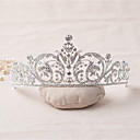 cheap Party Headpieces-Rhinestone / Alloy Tiaras / Headwear with Floral 1pc Wedding / Special Occasion Headpiece