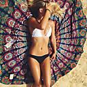 رخيصةأون ستائر عازلة-طباعة, ترايبال - فوط الشاطئ بوهو للمرأة