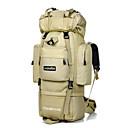 זול מכנסיים ושורטים לציד-LOCAL LION 75 L תיקי גב - עמיד למים חיצוני מחנאות וטיולים, לטייל ניילון לבן, שחור, ג'ונגל דיגיטלי