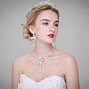 baratos Vestidos para Meninas-Liga Tiaras com 1 Casamento Capacete