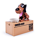 cheap Board Games-Choken Bako Bank / Piggy Bank / Money Bank / Stealing Coin Bank Dog Novelty 1 pcs Kid's / Adults'