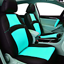 cheap Car Seat Covers-CARPASS Car Seat Covers Breathable Red Color Sandwich Mesh Auto Car Accessories