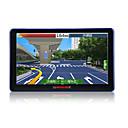 Недорогие DVD плееры для авто-Карта GPS-навигатор автомобиля портативных навигационных